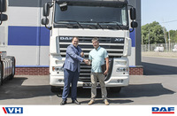 VH DAF: DAF FT XF 105.460 low deck
